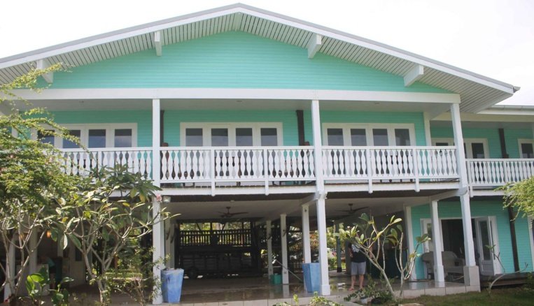 Le Raiatea Lodge prêt pour la réouverture