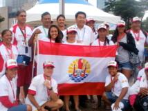Dragon Boat : l'équipe de Tahiti récolte les médailles
