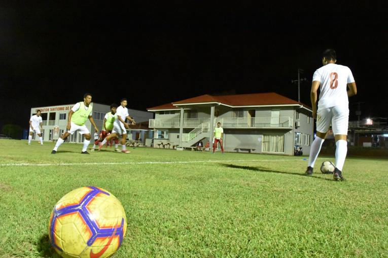 Après trois mois d'arrêt, les Toa Aito étaient ravis de retrouver les terrains. Le groupe de 30 joueurs retenus par Samuel Garcia sera en stage de préparation jusqu'à la fin juillet.