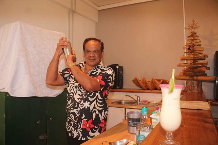Didier Pani, le Super(bar)man de Polynésie