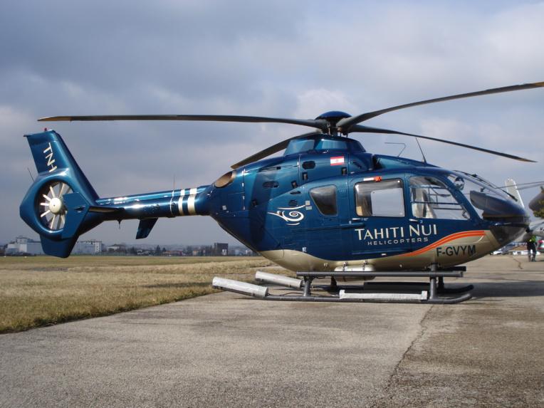 Le régime d'admission de Tahiti Nui Helicopters renouvelé