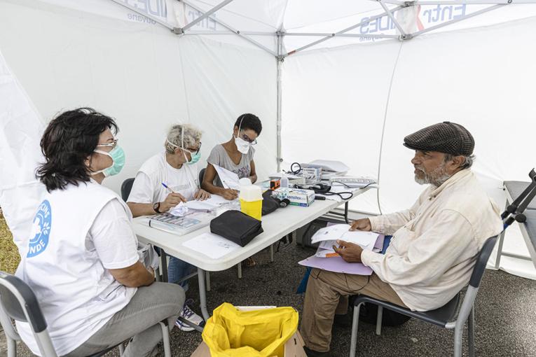 Guyane: l'épidémie s'accentue, le report des municipales en question