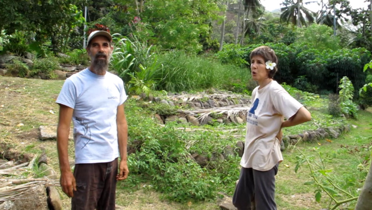 Une banque de semences à Nuku Hiva