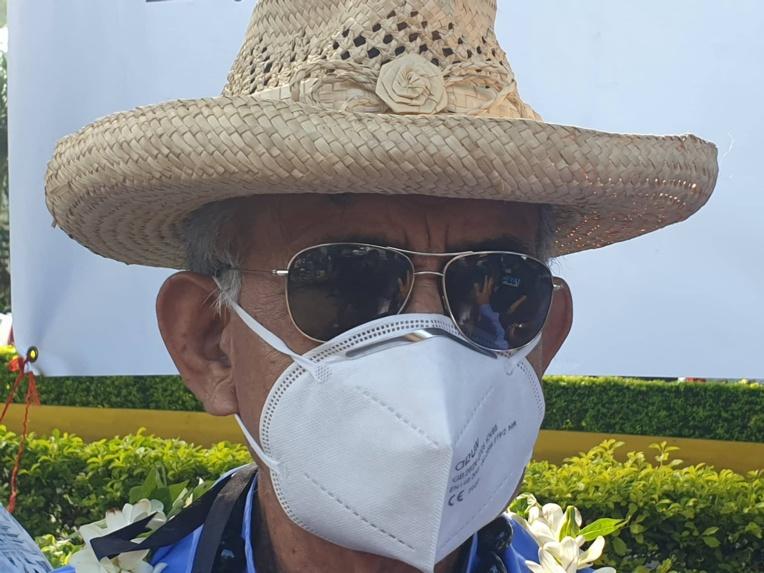 Oscar Temaru suspend sa grève de la faim
