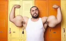 Chien géant ou biceps démesurés, la dernière moisson de records du Guinness