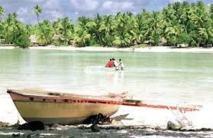 Un marin retrouvé à Kiribati après trois mois et demi de dérive