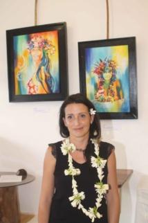 Une expo unique pour une artiste singulière