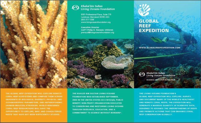En Polynésie jusqu'en avril : le Golden Shadow diagnostique les récifs du monde