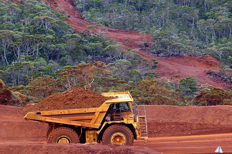 Controverse sur l'exportation de minerai de nickel néo-calédonien
