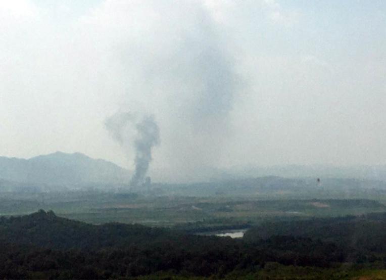 Pyongyang détruit le bureau de liaison intercoréen, ancien symbole de la détente