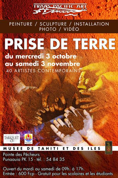 Exposition annuelle d'art contemporain au Musée de Tahiti et des îles