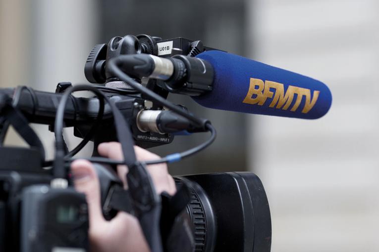 Grève inédite à NextRadioTV (BFM/RMC), le débat des municipales menacé