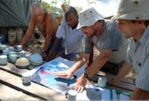 Après Santo 2006 : une nouvelle expédition française pour recenser la biodiversité en Papouasie Nouvelle-Guinée