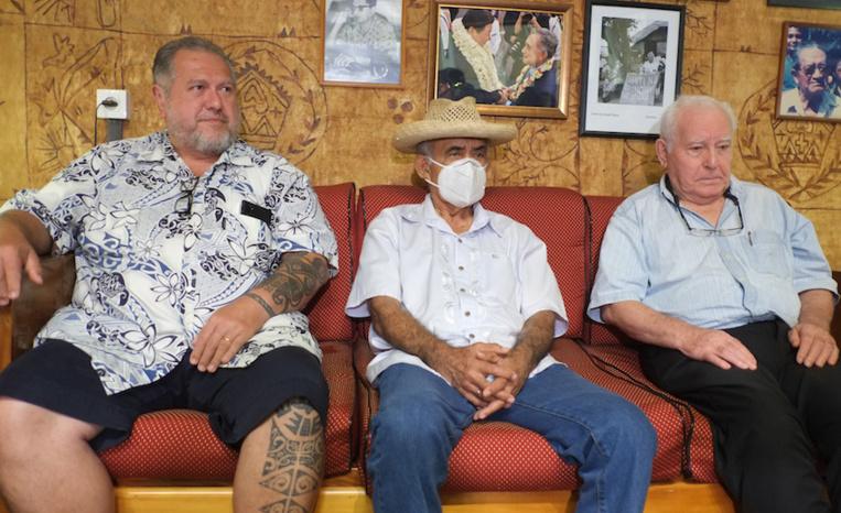 L'affaire Temaru-Leroy dépaysée à Nouméa
