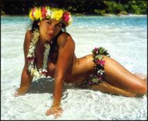 Les bienfaits des bains de mer: une tradition polynésienne