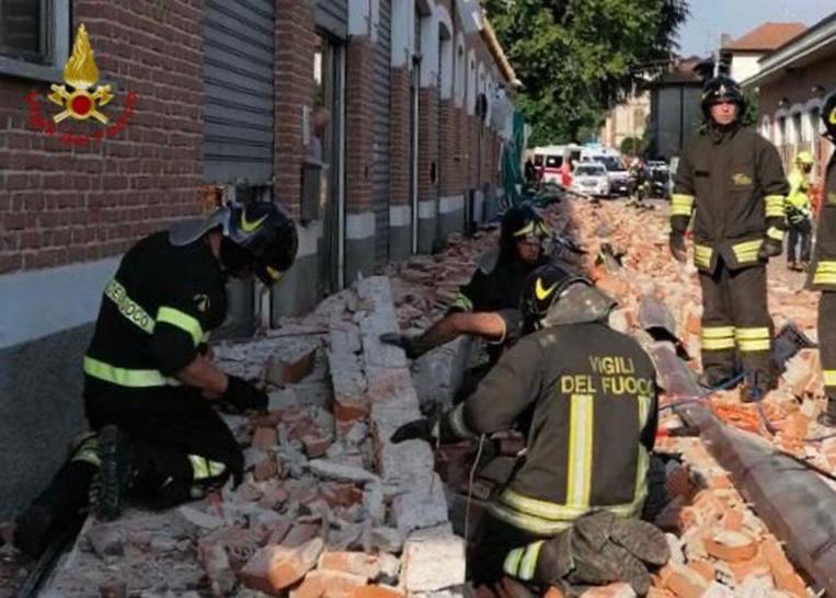 Italie: une mère et ses deux enfants tués dans l'effondrement d'un bâtiment