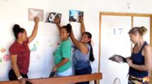 La maternité de Nuku Hiva prend des couleurs