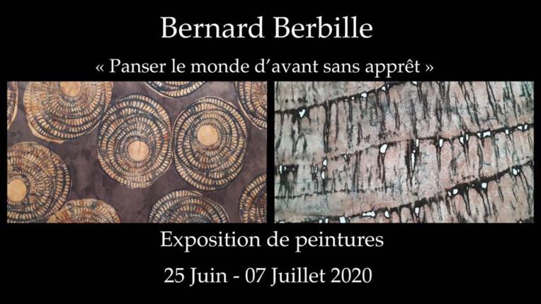 Bernard Berbille, compositeur de peinture