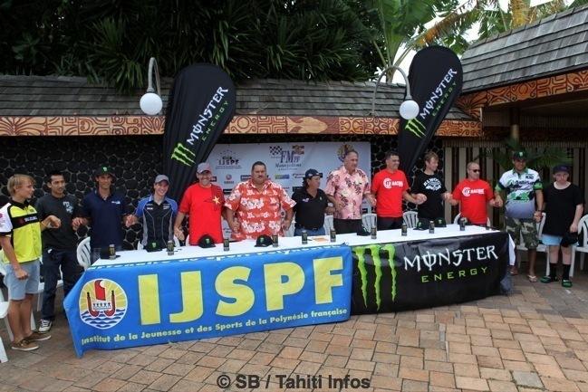 Pacific Cup, les stars du motocross sont arrivées