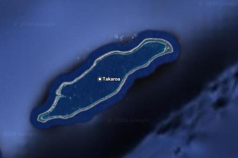 Panaho Temahaga remporte Takaroa