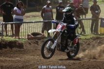 Raiarii Vonbalou en pleine action