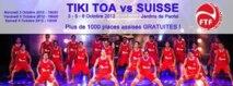 Beach soccer : mise en jambes de haut niveau pour les Tiki Toa