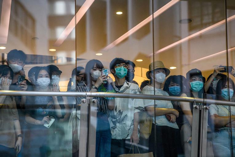 L'Australie envisage de se poser en refuge pour les Hongkongais