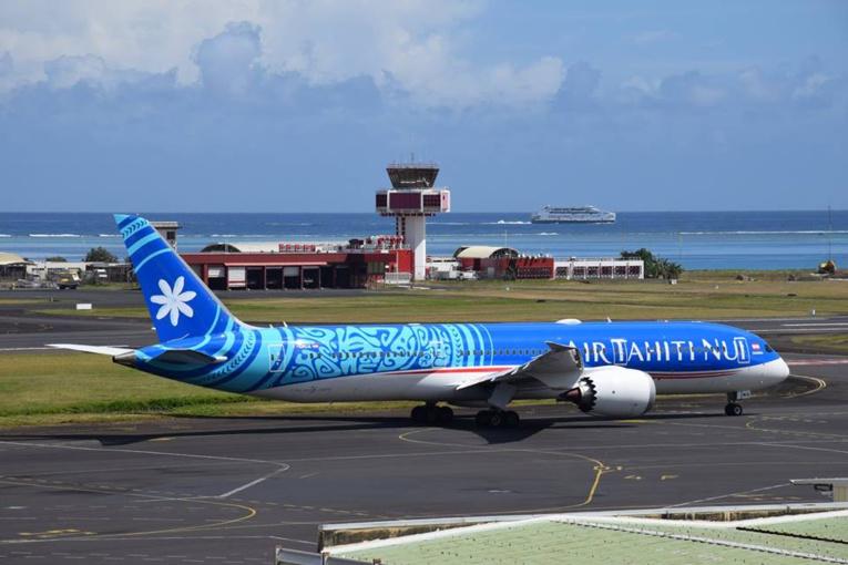 Plan de départ proposé à Air Tahiti Nui