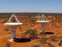L'Australie dévoile un radiotélescope géant dans le désert de l'ouest