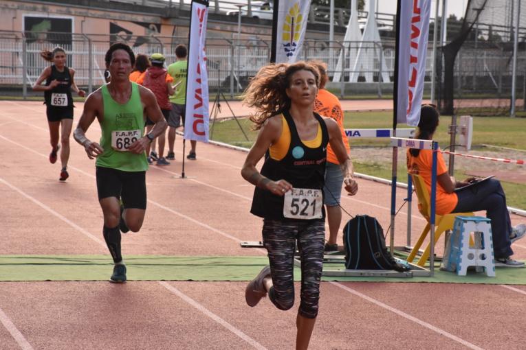 Sophie Bouchonnet s'est offert son troisième titre de la saison, après les championnats de cross country et le 5 000 mètres.
