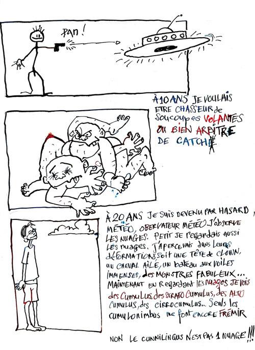 Voyage au centre de l'humour d'André Marere, rencontre ce samedi chez Archipels