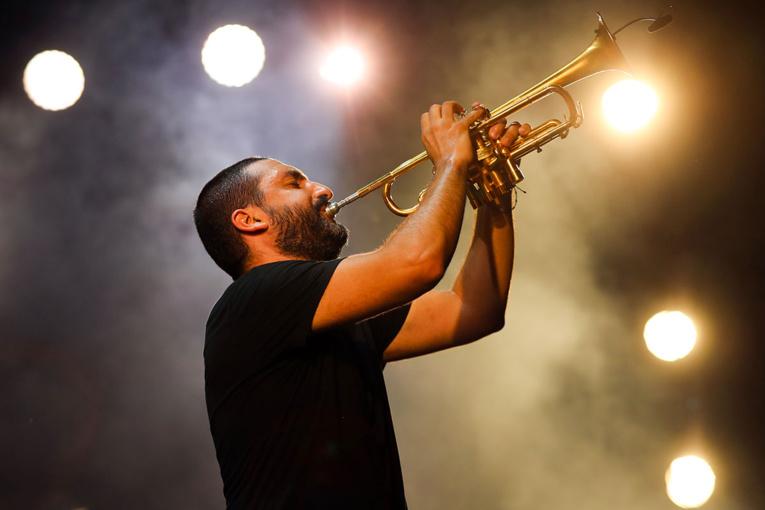 Agression sexuelle: le trompettiste Ibrahim Maalouf relaxé en appel
