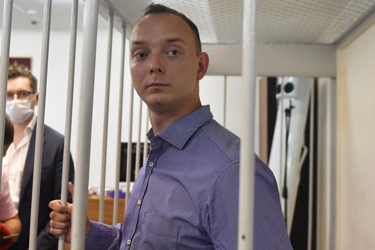 """Un ex-journaliste et conseiller de l'agence spatiale russe emprisonné pour """"trahison"""""""