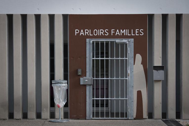 """Oise: une femme enceinte """"oubliée"""" dans le parloir d'une prison une nuit entière"""