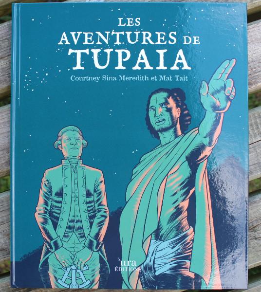 Tupaia héros de bande-dessinée