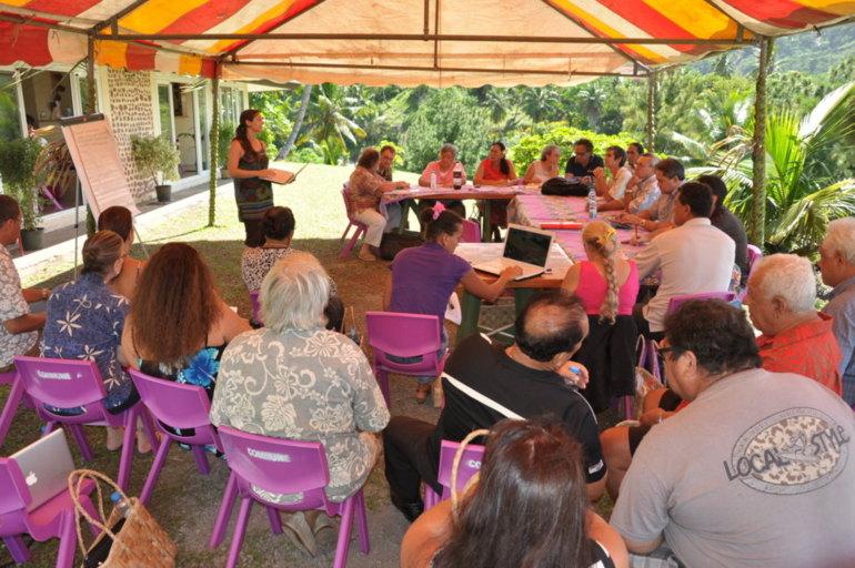atelier Culture - définition des critères de sélection pour les sites marquisiens