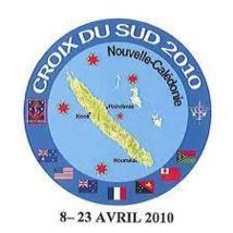 Lancement des manœuvres régionales « Croix du Sud » 2012 en Nouvelle-Calédonie