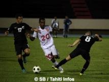 Mondial-2014 - Zone Océanie - La Nouvelle-Zélande bat Tahiti 2 à 0 au stade Pater