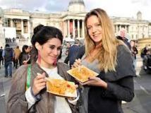 Curry géant sauvé du gâchis et servi gratuitement à Paris