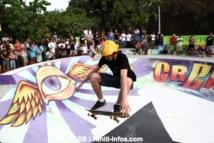 Le skate park de Tipaerui a enfin été inauguré