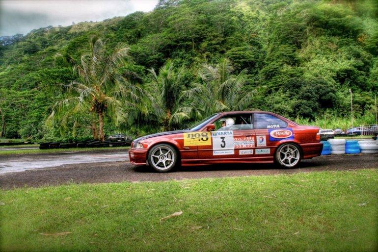 Auto: Cinquième manche du Championnat de Polynésie Française OPEN 2T