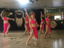 Orihau Iki, un spectacle et des projets