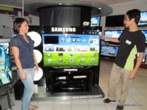 samsung smart tv la t l vision connect e d couvrir chez tesa fare ute. Black Bedroom Furniture Sets. Home Design Ideas