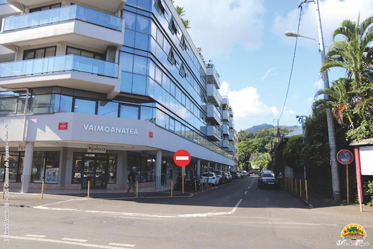 Deux rues perdent un sens à Paofai