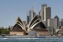 L'Australie revoit à la baisse ses prévisions de croissance 2012/13