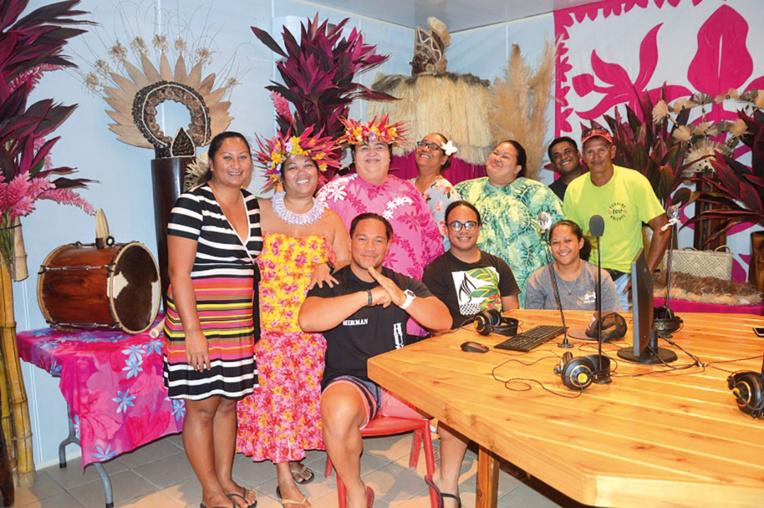 Bora Bora : le Heiva… à la radio