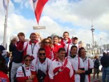 Triathlon et Aquathlon- Championnat du monde Auckland 2012.