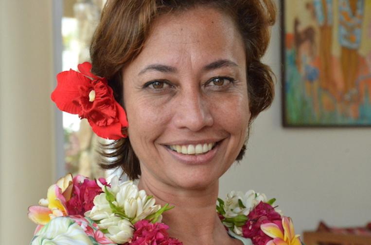 Nicole Sanquer démissionne à Mahina