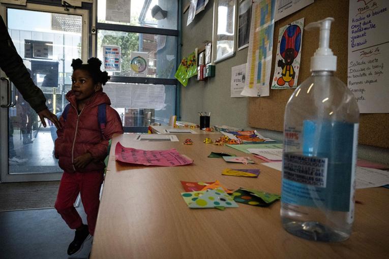 Covid-19: les jeunes enfants pourraient être extrêmement contagieux