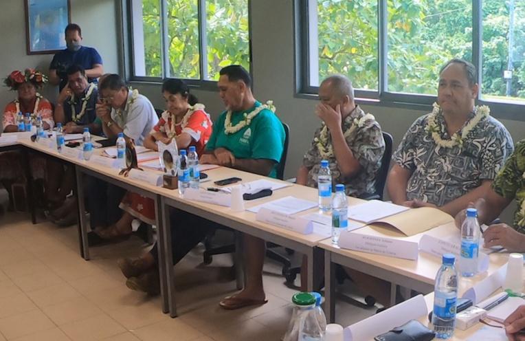 Cyril Tetuanui rempile à la présidence de la Comcom de Hava'i